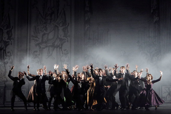 Балет «Гамлет» в Большом театре