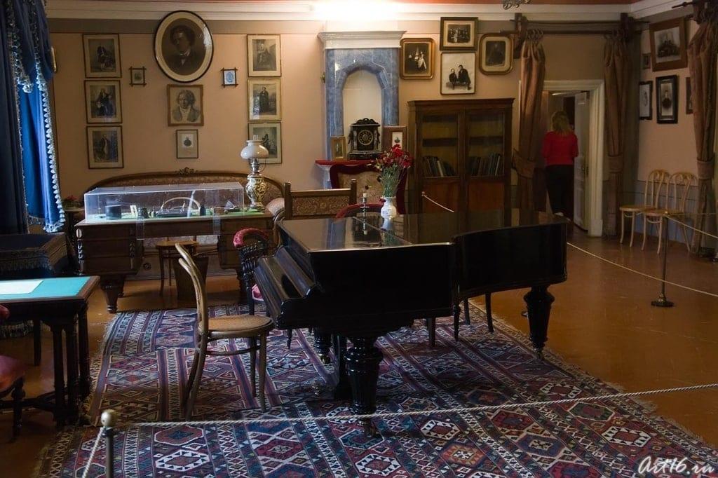 дом-музей чайковского в клину фото