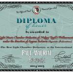 Эстрадно-симфонический оркестр Нижнетагильской филармонии (дирижер Евгений Сеславин) победил в номинации «Лучший эстрадный оркестр»