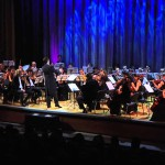 Калужский молодежный оркестр дал концерт в честь 70-летия Победы в Клину