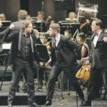 Концертное исполнение «Севильского цирюльника» в Михайловском театре