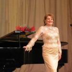 Ученица Елены Образцовой Марина Шутова рассказала о своей великой наставнице