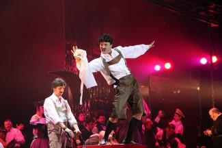Опера «Фауст» в постановке Ростовского музыкального театра