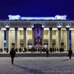 Опера Вагнера «Тангейзер» была поставлена в Новосибирске в декабре 2014 года