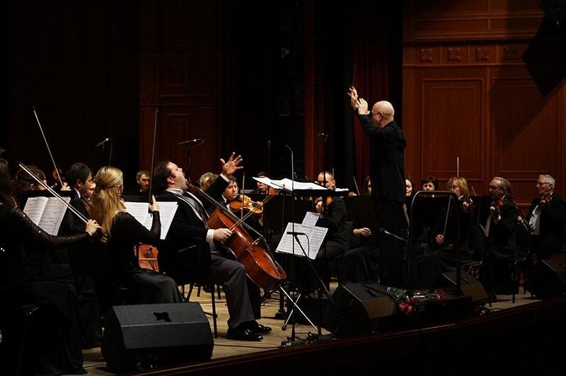 Открылся IV Международный музыкальный фестиваль BelgorodMusicFest «Борислав Струлёв и друзья»
