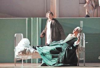 Герои «Пиковой дамы» оказались пациентами психиатрической больницы. Фото: Дамир Юсупов