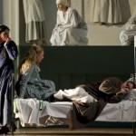 Сцена из спектакля «Пиковая дама» в постановке Льва Додина. Фотография предоставлена пресс-службой парижской Оперы