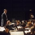 Тимур Зангиев в зале «Филармония 2» дирижировал НФОР