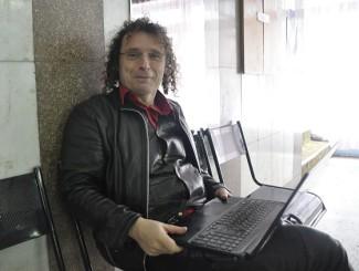 Томас Крехель приехал послушать мировых звезд классической музыки из Академгородка