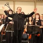 Уральский филармонический оркестр открыл гастрольный тур по стране