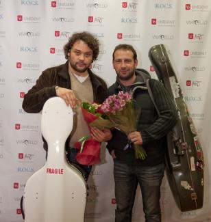 Георгий Юфа и Борис Андрианов