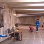 21 марта минчане услышали музыку Баха в исполнении профессионалов в переходах метро
