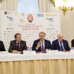 Пресс-конференция XIV Московского Пасхального фестиваля