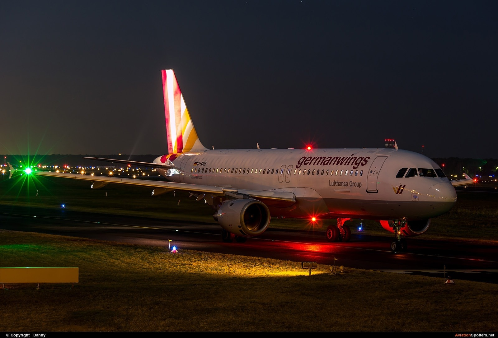 Самолет A320
