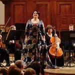Оперная дива Хибла Герзмава выступила в Казани