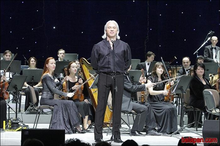 Дмитрий Хворостовский. Фото: Ольга Клещук