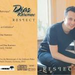 В Германии вышел сольный аудиоальбом пианиста Диаса Каримова