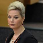 Оперная певица Мария Максакова официально выходит замуж за миллионера — коммуниста