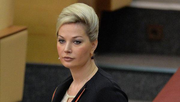 Мария Максакова. Фото: Илья Питалев/РИА Новости