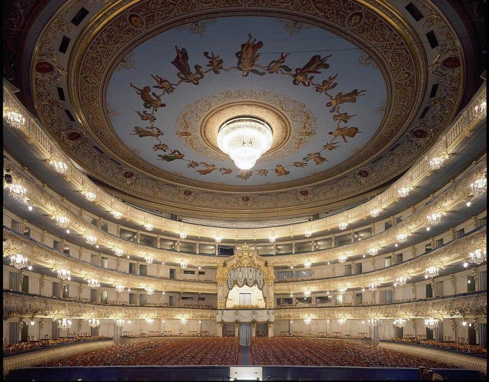 Мариинский театр. Фото - В. Барановский