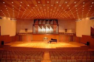 Органный зал в Набережных Челнах