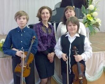 Победители детского конкурса в Петрозаводске