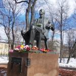 Памятник С. В. Рахманинову