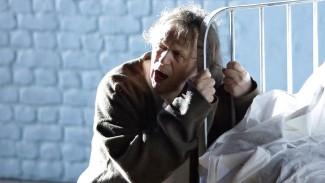 Владимир Галузин в роли Германа. Фото - Дамир Юсупов