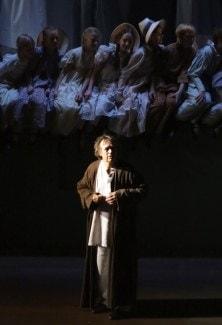 Герман — Владимир Галузин. Фото - Дамир Юсупов/Большой театр