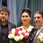 Оперная дива из Бурятии Ольга Жигмитова покорила иркутян исполнением партии Далилы