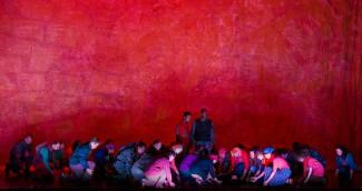 «Королева индейцев» в постановке Пермского театра оперы и балета. Фото - Алексей Гущин