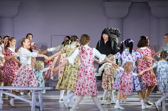«Парсифаль» в постановке Дмитрия Чернякова. Фото - Ruth Walz