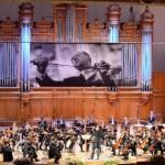 Камерный оркестр Лозанны, дирижер Андрис Пога. Фото - rostropovichfestival.ru