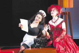 Премьера оперы «Свадьба Фигаро» прошла на Новой сцене Большого театра