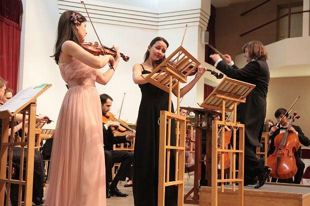 Камерный оркестр Московской консерватории и дирижер Феликс Коробов открыли Фестиваль имени Николая Петрова