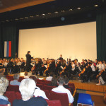 Гастроли молодежного белорусско-российского симфонического оркестра 2015 года