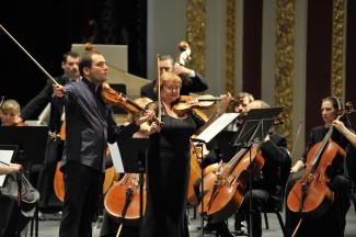 Накануне празднования Пасхи прошел традиционный Волжский фестиваль духовной музыки