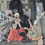 В «Покровском» поставили оперу по самой кровавой пьесе Шекспира