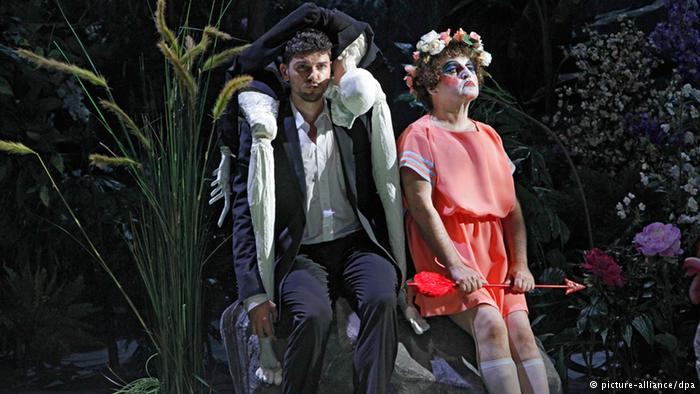 Оперная трилогия Монтеверди в берлинском театре Кomische Oper, который вошел в число лауреатов
