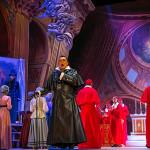 Премьера итальянской оперы «Тоска» прошла с успехом в Улан-Удэ. Фото - Анна Огородник