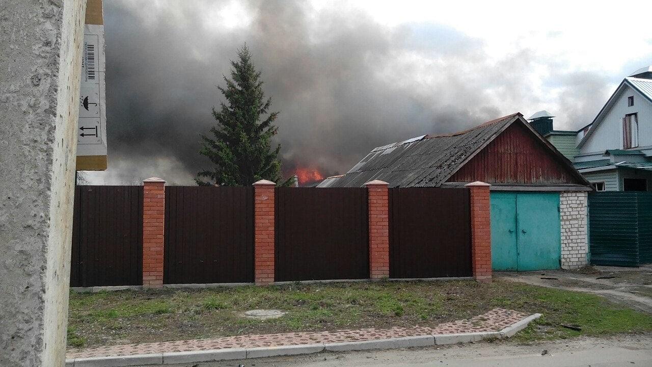 При взрыве пиротехнического склада в Орле пострадала семья дирижера симфонического оркестра Василия Шкапцова