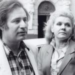 Альфред и Ирина Шнитке, 1986 год. Фото из архива Ирины Шнитке