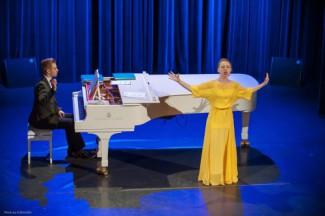 В Московском культурном фольклорном центре под руководством Людмилы Рюминой прошёл концерт памяти Елены Образцовой