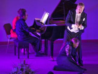 В Мурманске выступили солисты Норвежской оперы. Фото - Лиана Мхитарян