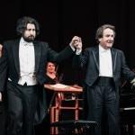 Легендарный пианист выступил с Красноярским симфоническим оркестром
