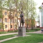 Памятник П. И. Чайковскому в Клину. Фото: Николай Симаков/ИТАР-ТАСС