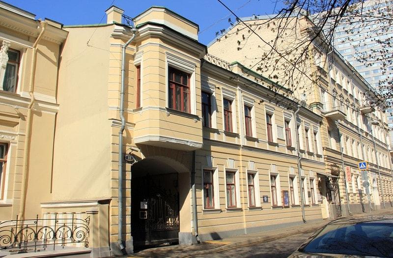 Мемориальный музей Скрябина