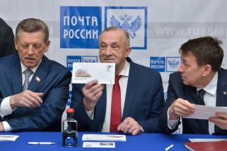 К 175-летию Чайковского в Ижевске открыли Всероссийскую филателистическую выставку