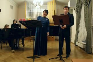 Алиса Гицба, Дмитрий Хромов и Светлана Бондаренко