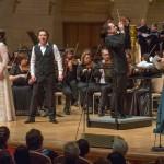 """Концертное исполнение оперы Доницетти """"Любовный напиток"""" на сцене ММДМ"""